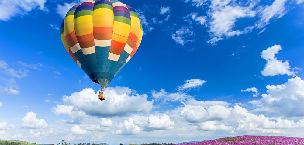 Hot Air Balloon/business goals/Start your Concierge Business/Growing a Concierge Business/Build a Personal Concierge Business/www.theconcieregeacademy.com