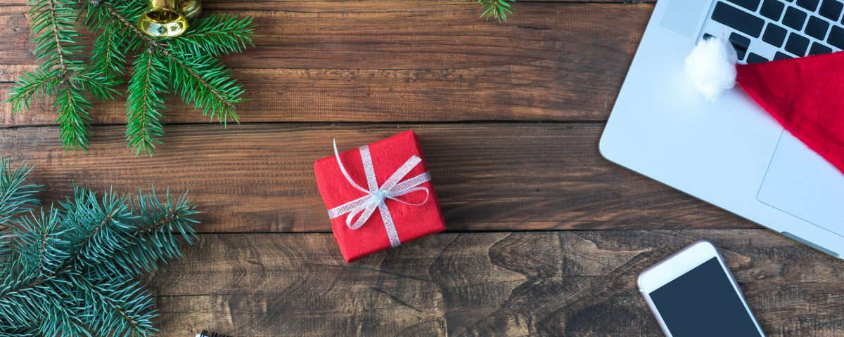 Holiday business planning, gift with laptop, Build a Personal Concierge Business, How to grow a Concierge Business