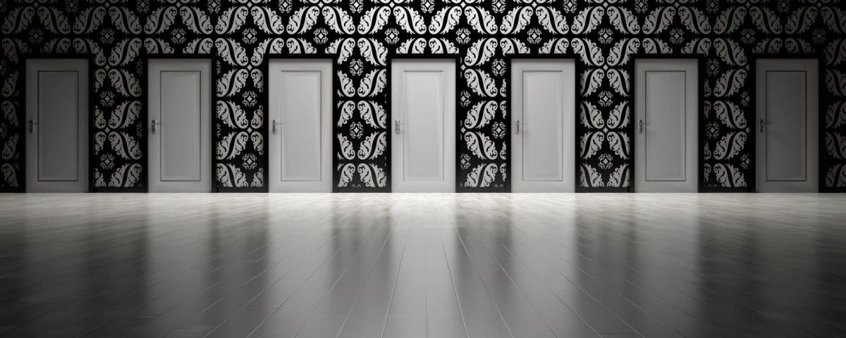 Doors, choices, decisions, starting a business, help me get organized, office organization, concierge service