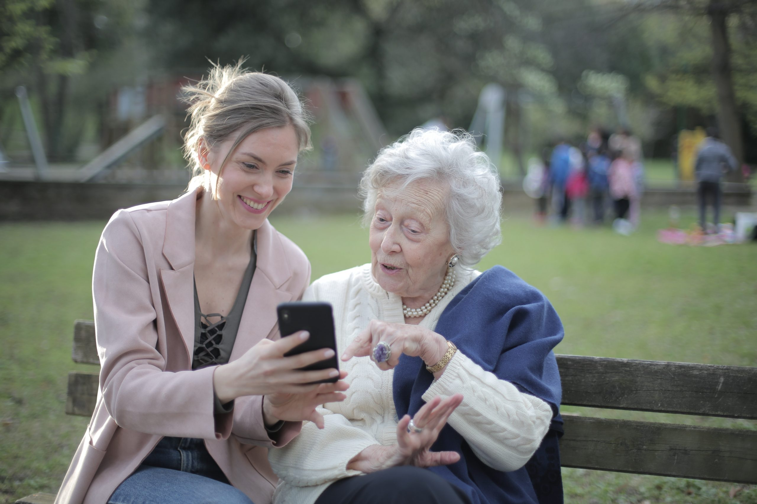 How to work with aging adults